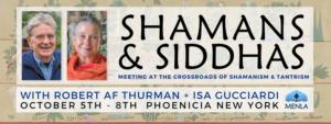 Shaman + Siddhas 2017