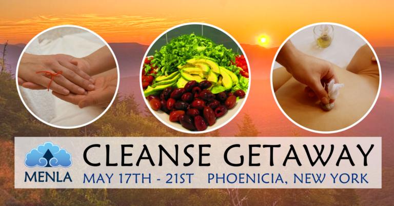 Menla Cleanse Getaway 2017
