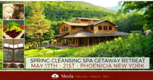 Spring Spa Getaway 2017