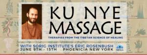Ku Nye 2017 with Eric Rosenbush at Menla
