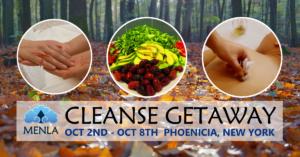 Menla Cleanse Getaway Retreat  Oct 2017