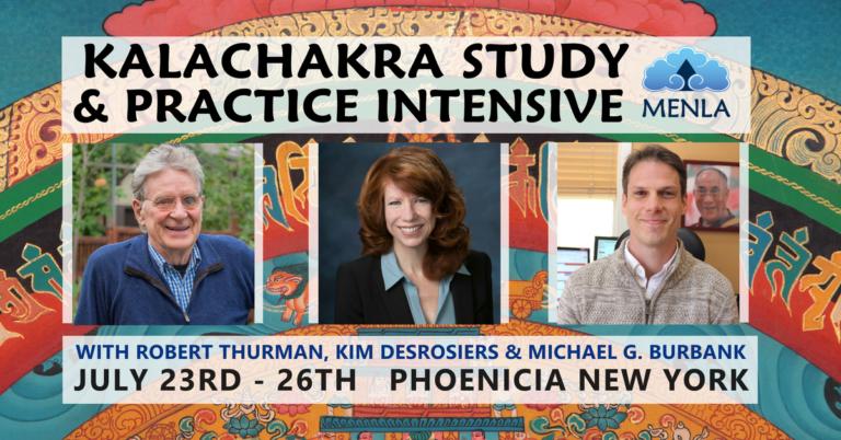 Kalachakra Study & Practice Intensive Retreat 2017 NY