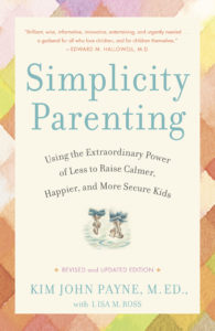 Simplicity Parenting 2nd Edition Cover